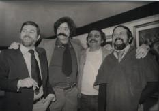 Sergio Spanio, Ennio Moretti, Auturo Siebessi, Caselli.