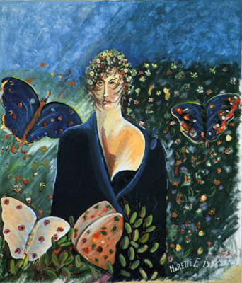 MORETTI ENNIO Farfalle