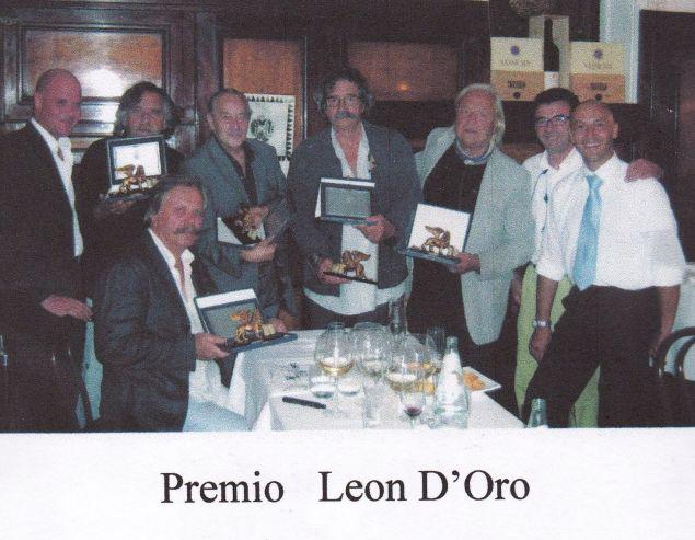 Premiazione a Venezia